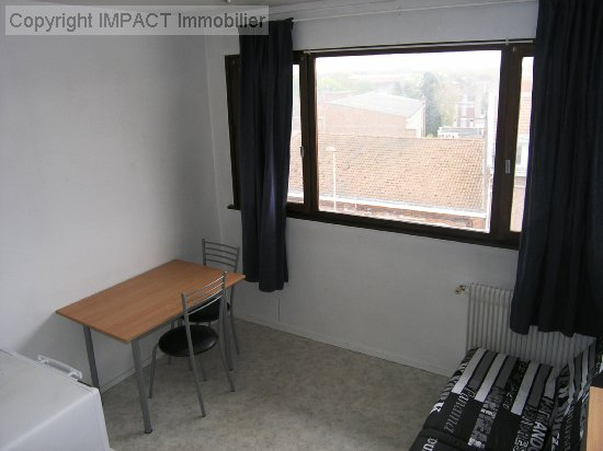 location appartement LOOS 1 pieces, 15m